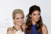 Sarah Michelle Gellar and Amanda Setton Photos Photo