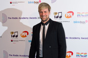 Kian Egan attends The Radio Academy Awards at The Grosvenor House Hotel on May 12, 2014 in London, England.