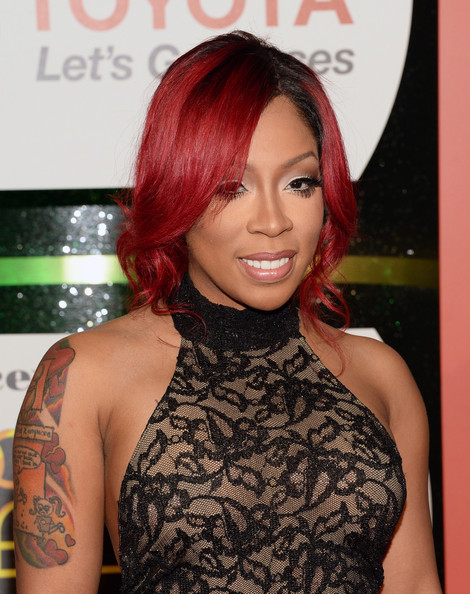 Musician K  Michelle attends  Leaked Photos Of K Michelle