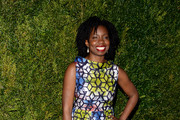 Actress Adepero Oduye attends the CHANEL Tribeca Film Festival Artists Dinner at Balthazar on April 22, 2014 in New York City.