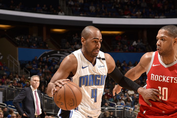 Arron Afflalo Houston Rockets v Orlando Magic