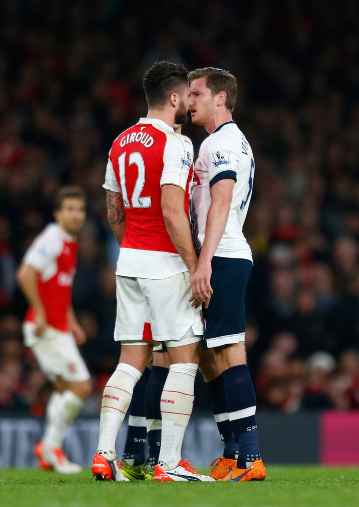 Arsenal vs Tottenham Hotspur - Premier League