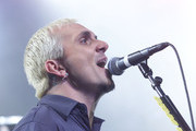 Art Alexakis of Everclear performs live on the second night of the KROQ Almost Acoustic Christmas at the Universal Amphitheater in Los Angeles, Ca. 12/17/00.