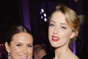 Amber Heard and Jennifer Howell Photos Photo