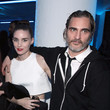 Joaquin Phoenix and Rooney Mara Photos