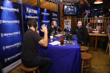 Artie Lange 'The Jason Ellis Show' Films in NYC