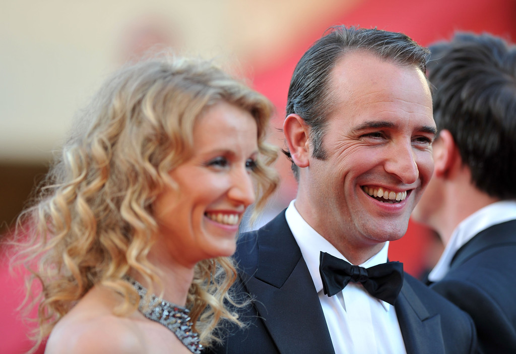 Alexandra lamy and jean dujardin photos photos the for Alexandra dujardin