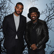 Kristopher Bowers and Anthony Hamilton
