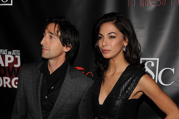 """Adrien Brody Moran Atias Artists For Peace And Justice's """"Let's Build A School For Haiti"""" Fundraising Dinner - Arrivals"""