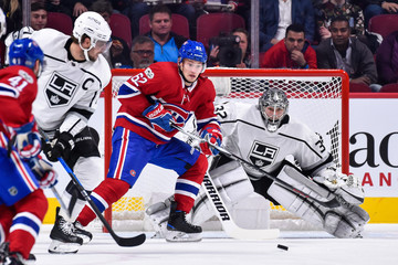 Artturi Lehkonen Los Angeles Kings v Montreal Canadiens