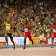 Asafa Powel 15th IAAF World Athletics Championships Beijing 2015 - Day Two