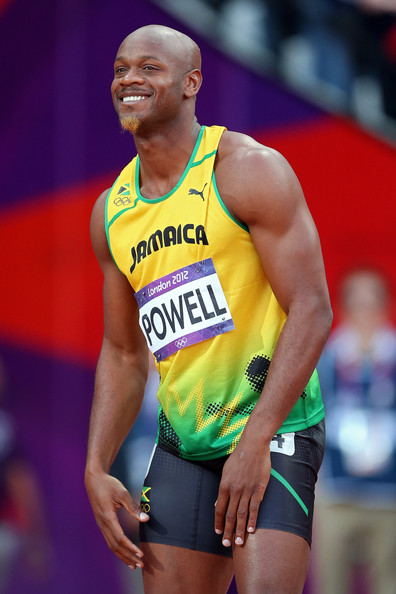 Asafa Powell Photos Photos - Olympics Day 9 - Athletics ...