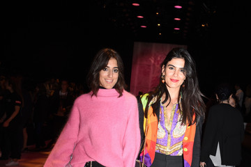 Asena Saribatur VIP Guests - Day 4 - Mercedes-Benz Fashion Week Istanbul - October 2016