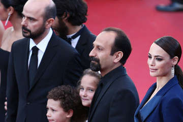 Asghar Farhad Celebs Hit the Red Carpet in Cannes