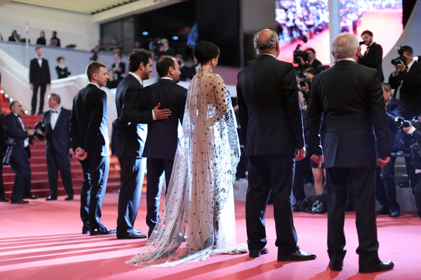 'The Salesman (Forushande)' - Red Carpet Arrivals - The 69th Annual Cannes Film Festival