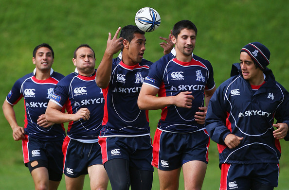 Auckland Training Session