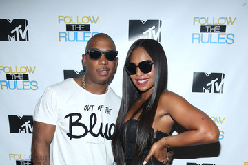 "Ashanti MTV And Ja Rule: ""Follow The Rules"" Premiere Party"