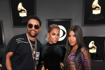 Ashanti 61st Annual Grammy Awards - Red Carpet
