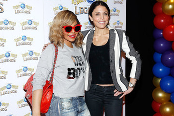 Ashanti Arrivals at the 'Legends' Show