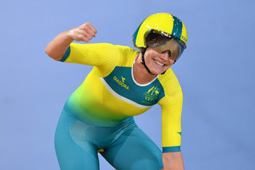 Ashlee Ankudinoff Cycling - Commonwealth Games Day 1