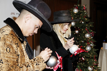 Ashlee Simpson Operation Smile's Celebrity Ski & Smile Challenge Presented by the Rodosky Family