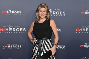 Ashleigh Banfield CNN Heroes 2016 - Red Carpet Arrivals