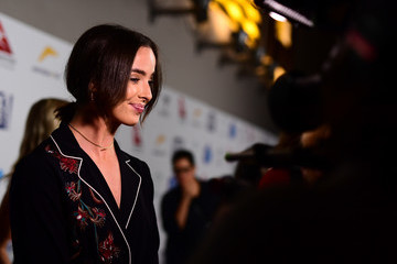 Ashleigh Brewer 6th Annual Australians in Film Award & Benefit Dinner - Red Carpet