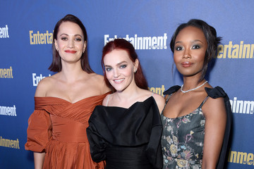 Ashleigh LaThrop Entertainment Weekly Celebrates Screen Actors Guild Award Nominees at Chateau Marmont - Arrivals