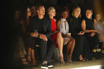 Ashleigh Murray Badgley Mischka - September 2019 - New York Fashion Week: The Shows - Front Row
