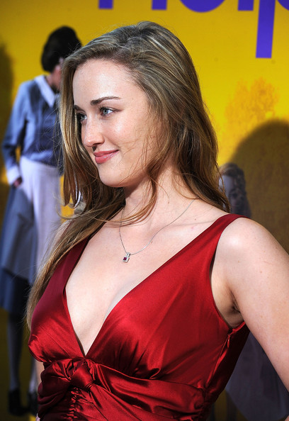 Ashley Johnson actress