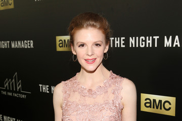 Ashley Bell AMC's 'The Night Manager' Premiere and After Party
