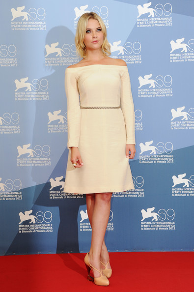 "Ashley Benson - ""Spring Breakers"" Photocall - The 69th Venice Film Festival"