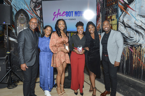 Pepsi X ESSENCE 'She Got Now' Dinner At Culture House DC