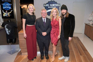 Ashley Campbell Glen Campbell Museum and Rhinestone Stage Official Grand Opening