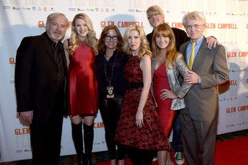 """Ashley Campbell Susan Disney Lord """"Glen Campbell...I'll Be Me"""" Presented By LeadingAge"""