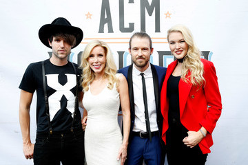 Ashley Campbell 10th Annual ACM Honors - Red Carpet