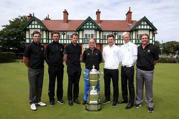 Ashley Chester The Walker Cup Squad Meeting