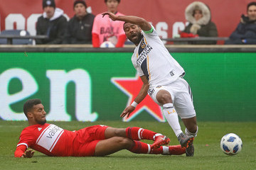 Ashley Cole Los Angeles Galaxy vs. Chicago Fire