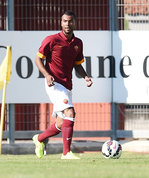 Roma defender Cole did not expect to face Lampard again