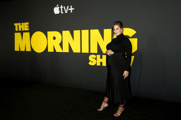 """Ashley Graham Apple's """"The Morning Show"""" Global Premiere"""