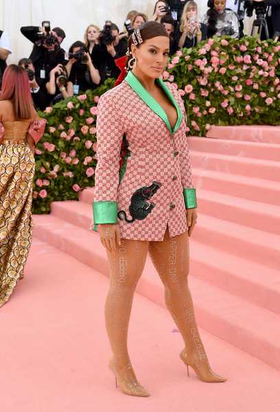 Ashley Graham Photos Photos The 2019 Met Gala Celebrating Camp