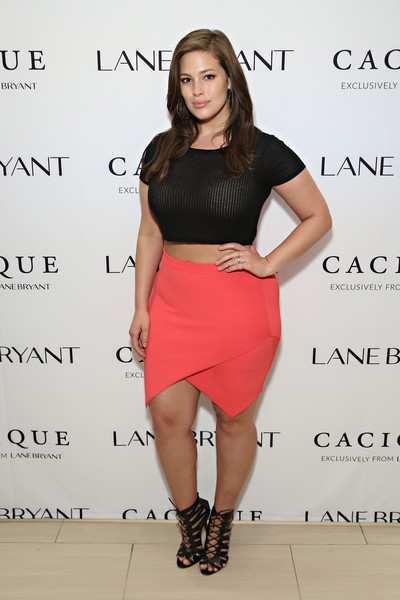 Ashley Graham Pictures...