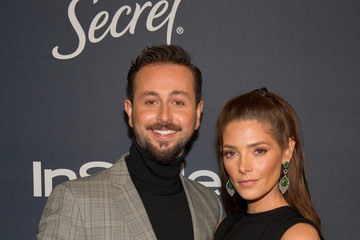 Ashley Greene Paul Khoury The 2020 InStyle And Warner Bros. 77th Annual Golden Globe Awards Post-Party - Red Carpet