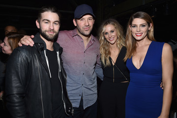 Ashley Greene DirecTV Super Saturday Night Co-Hosted by Mark Cuban's AXS TV - Party