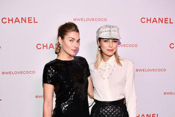 Ashley Hart Chanel Party to Celebrate the Chanel Beauty House and @WELOVECOCO