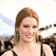 Ashley Hinshaw 25th Annual Screen ActorsGuild Awards - Red Carpet