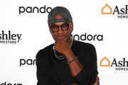 Ne-Yo attends Ashley HomeStore Presents Urbanology Powered By Pandora Featuring Ne-Yo at Goya Studios on October 05, 2019 in Los Angeles, California.