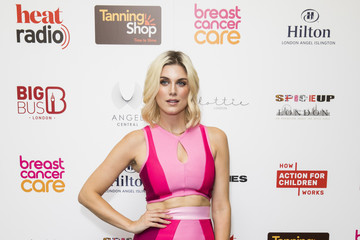 Ashley James 'SpiceUp London' Exhibition VIP Launch - Photocall