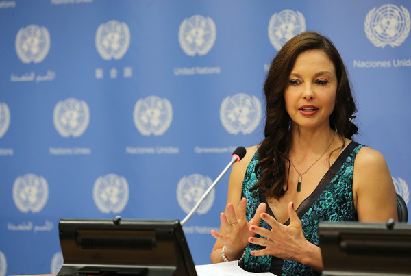 Ashley Judd Appointed As The UN Population Fund's (UNFPA) Goodwill Ambassador