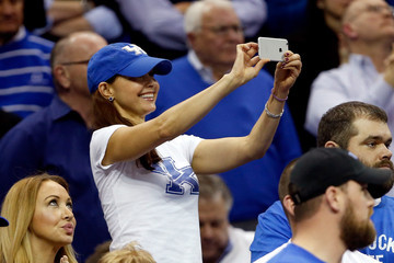 Ashley Judd NCAA Basketball Tournament - Midwest Regional - Cleveland